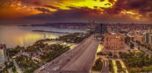 Read more about the article Auftakt! JDRL2 begibt sich ans Kaspische Meer in Baku!